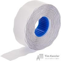 Этикет-лента OPEN DATA белая, волна, 26x16x1000 мм