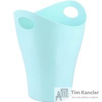 Корзина для бумаг СТАММ Pastel, литая, 8 л