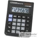 Калькулятор CITIZEN SDC-011S, 8-разрядный
