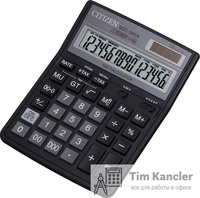Калькулятор CITIZEN SDC-395N, настольный, 16-разрядный