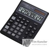Калькулятор CITIZEN SDC-414N, настольный, 14-разрядный