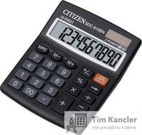 Калькулятор CITIZEN SDC-810BN, компактный, 10-разрядный