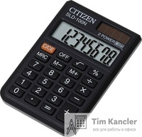 Калькулятор CITIZEN SLD-100N, карманный, 8-разрядный
