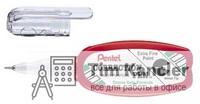 Корректор-карандаш PENTEL Extra Fine Point ZL103, 4,2 мл