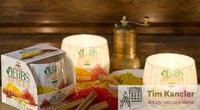 Ароматизированная свеча Herbs & Spices, в стакане, 8x7,5 см